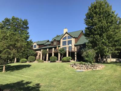 Branson West, Reeds Spring Single Family Home For Sale: 164 Lake Expressway Trail Trail
