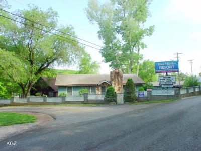 Branson MO Commercial For Sale: $2,100,000