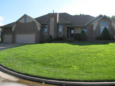 Ozark Single Family Home For Sale: 2608 North Rhodes Circle