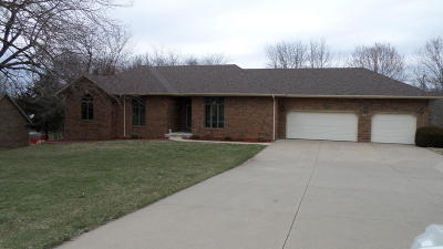 Springfield MO Single Family Home For Sale: $289,900