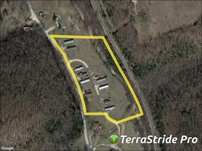 Stone County Commercial For Sale: 1560 Railey Creek Road