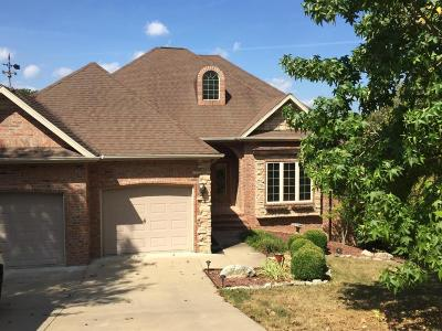 Branson West, Reeds Spring Single Family Home For Sale: 1411 West Stoneycreek Circle