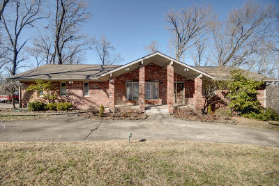 Branson North Single Family Home For Sale: 118 Stone Ridge Drive