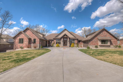 Joplin Single Family Home For Sale: 3734 Spring Hill Road