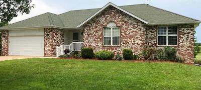 Rogersville Single Family Home For Sale: 172 Four Cedars Lane