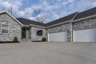 Springfield MO Single Family Home Active w/Contingency: $349,000