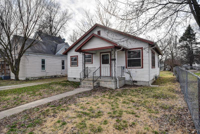 Springfield Single Family Home For Sale: 1451 North Texas Avenue
