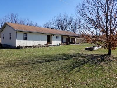 Humansville Single Family Home For Sale: 3670 State Hwy 123