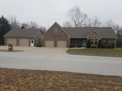 Bolivar Single Family Home For Sale: 1793 South Charles Place
