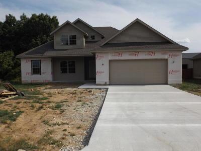 Strafford Single Family Home For Sale: Lot 29 Sally Lane