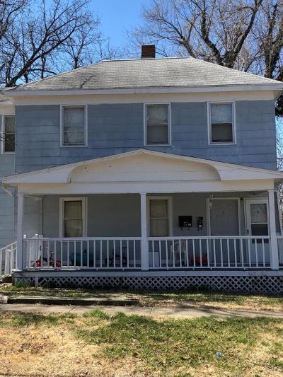 Springfield Multi Family Home For Sale: 2327 North Prospect Avenue