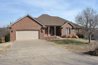 Joplin Single Family Home For Sale: 4501 Oak Drive