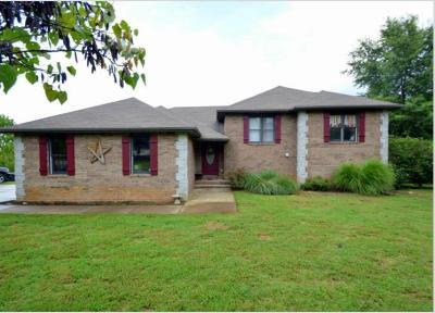 Willard Single Family Home For Sale: 457 War Horse Lane