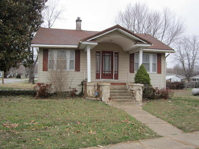 Bolivar Single Family Home For Sale: 509 West Olive Street