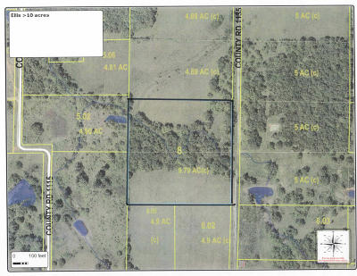 Stockton Residential Lots & Land For Sale: 1 1135 Road