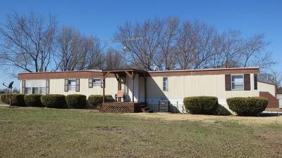 El Dorado Springs MO Single Family Home For Sale: $39,500