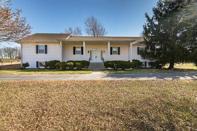 Nixa Single Family Home For Sale: 1250 Nelson Mill Road