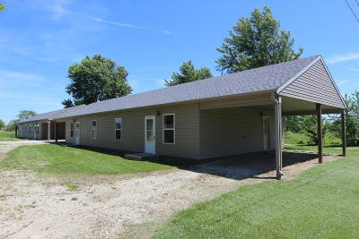 Webster County Multi Family Home For Sale: 365 Ivyl Davis Rd