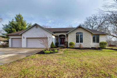 Nixa Single Family Home For Sale: 1677 West Riverfork Drive