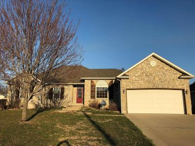 Joplin Single Family Home For Sale: 2817 North Brownell