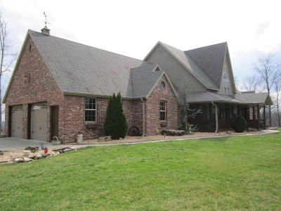 Single Family Home For Sale: 1555 State Highway Dd