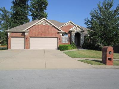 Single Family Home For Sale: 5924 South Stockton Avenue
