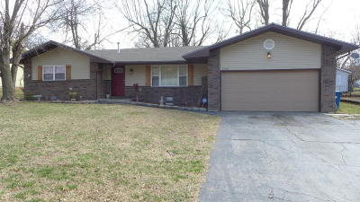 Springfield Single Family Home For Sale: 3020 East Loren Street