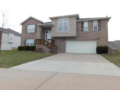 Nixa Single Family Home For Sale: 985 South Pasture Drive