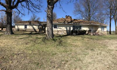 Cassville Single Family Home For Sale: 13102 State Highway 76