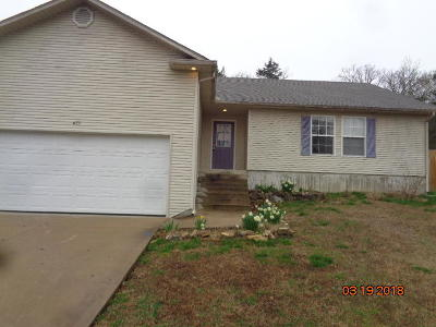 Forsyth Single Family Home For Sale: 455 Eagle Drive