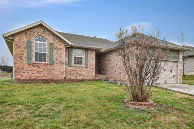 Ozark Single Family Home For Sale: 2725 West Garton Road