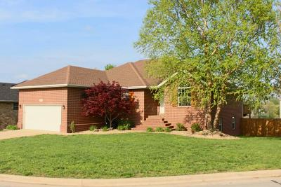 Nixa MO Single Family Home For Sale: $264,800