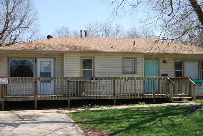 Springfield MO Single Family Home For Sale: $110,900