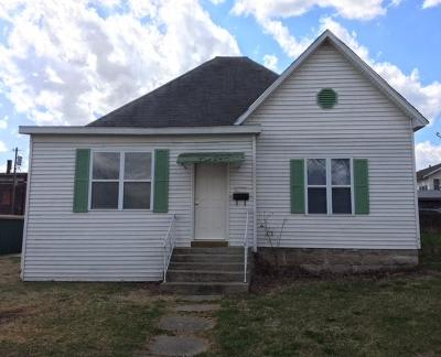Monett Single Family Home For Sale: 306 5th