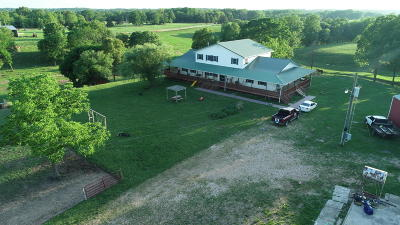 Webster County Single Family Home For Sale: 141 Buckbrush