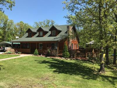Bolivar Single Family Home For Sale: 3468 Highway Rb