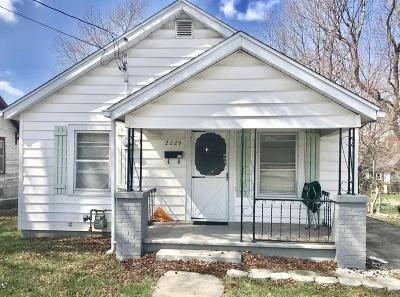 Springfield MO Single Family Home For Sale: $65,000