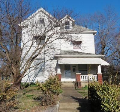 Springfield MO Single Family Home For Sale: $160,000