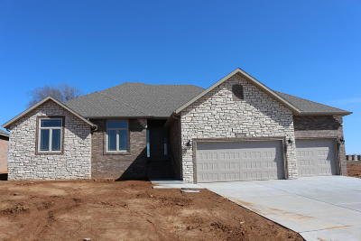 Springfield MO Single Family Home For Sale: $294,995