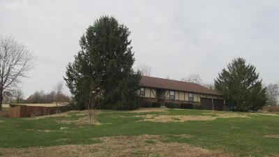 Joplin Single Family Home For Sale: 2809 Rock Creek Drive