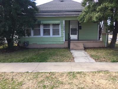 Joplin Single Family Home For Sale: 1502 Grand