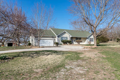 Nixa Single Family Home For Sale: 1873 Hillview Drive