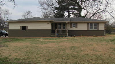 Springfield MO Single Family Home For Sale: $139,995