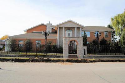 Single Family Home For Sale: 1710 South Joplin Avenue
