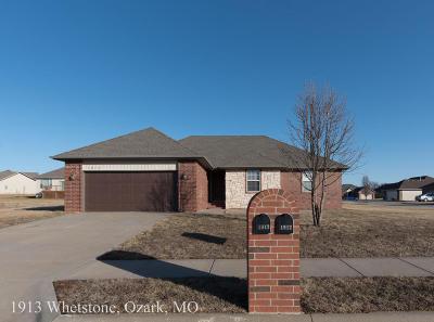 Ozark MO Single Family Home For Sale: $164,900