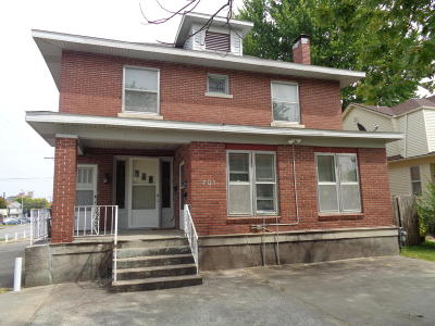 Joplin Multi Family Home For Sale: 701 South Sergeant Avenue