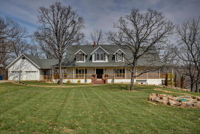 Ozark MO Single Family Home For Sale: $484,900