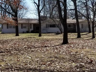 Nixa Single Family Home Active w/Contingency: 230 West Cedar Street