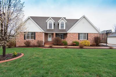 Nixa MO Single Family Home For Sale: $259,900