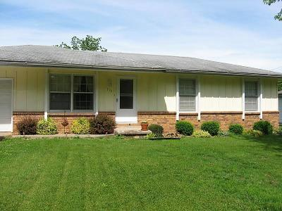 Nixa MO Single Family Home For Sale: $100,000